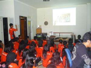 Kunjungan Industri SMK Negeri 2 Malang